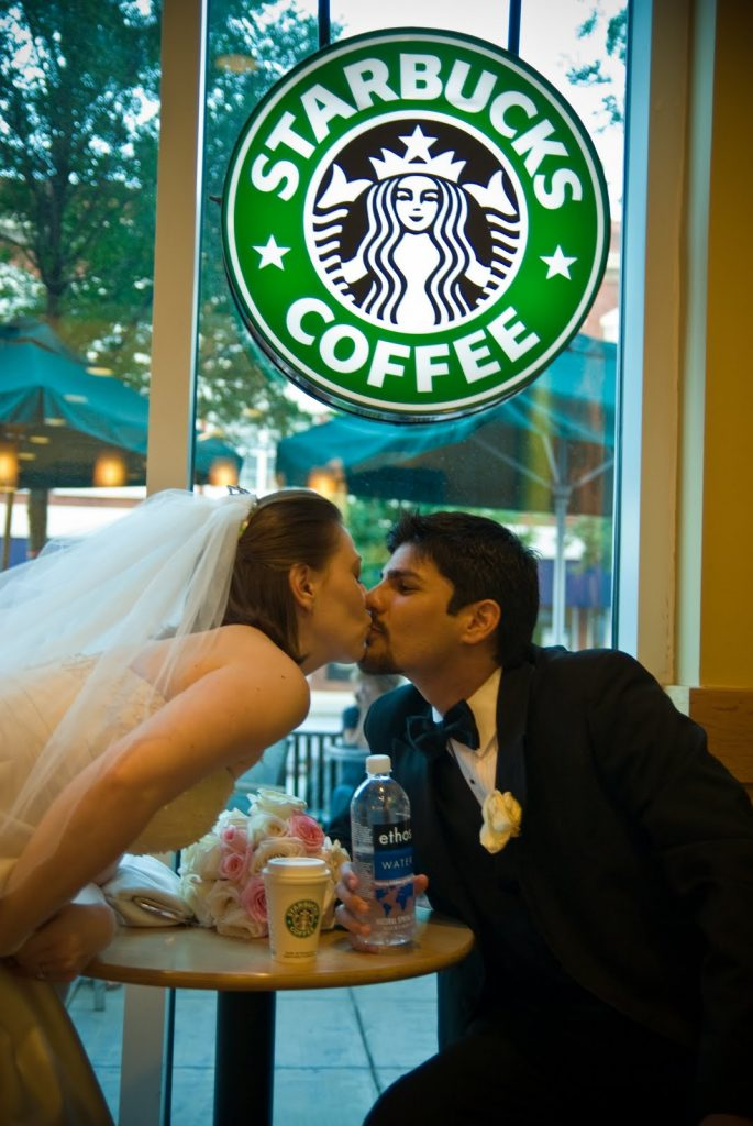 Marriage and Starbucks