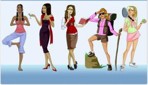 5 Types of Women You Should Meet